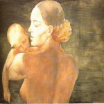 Alexander Alexandrovich Deyneka (1899-1969)  Mother, 1932  The State Tretyakov Gallery, Moscow, Russia